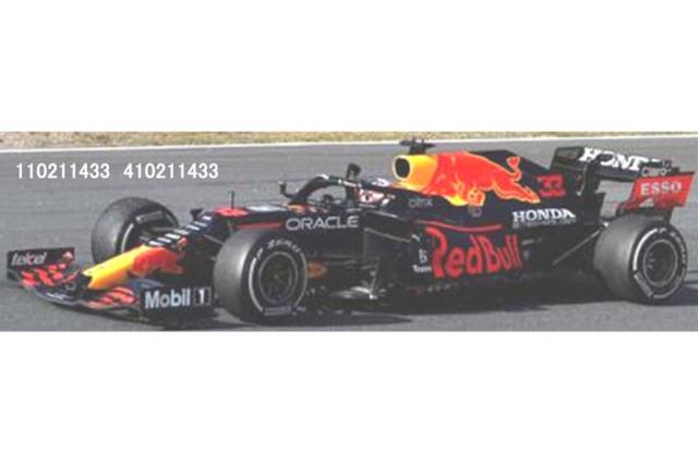 [予約] ミニチャンプス 1/18 レッドブル レーシング ホンダ RB16B オランダGP 2021 Winner M.フェルスタッペン 110211433