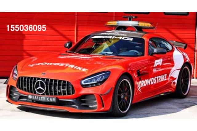 [予約] ミニチャンプス 1/18 メルセデス AMG GTR F1 2021 セーフティーカー 155036095