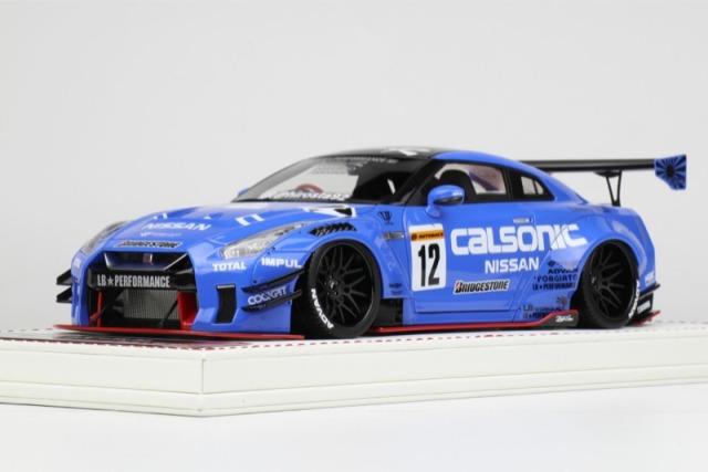 [予約] D&G (Davis & Giovanni) 1/18 LB Performance R35 GT-R タイプ2 カルソニック 限定35台 DG180161