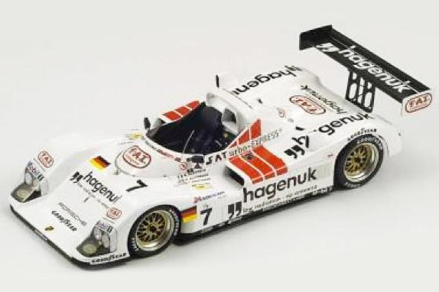 [予約] スパーク 1/18 TWR-ポルシェ WSC ルマン 24h 1997 Winner No.7 18LM97