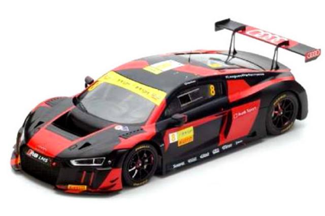 スパーク 1/18 アウディ R8 LMS マカオ GT 2016 Winner No.8 18MC16