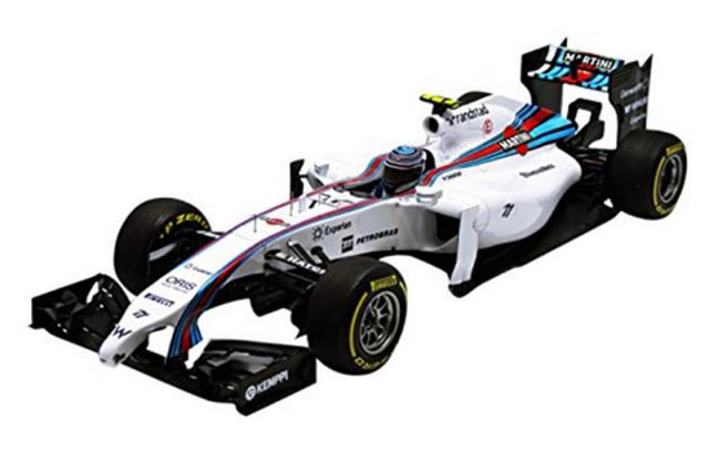 スパーク 1/18 ウィリアムズ FW36 オーストラリアGP 5th 2014 V.ボッタス 18S139