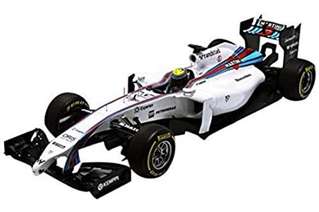 スパーク 1/18 ウィリアムズ FW36 マレーシアGP 7th 2014 F.マッサ 18S140
