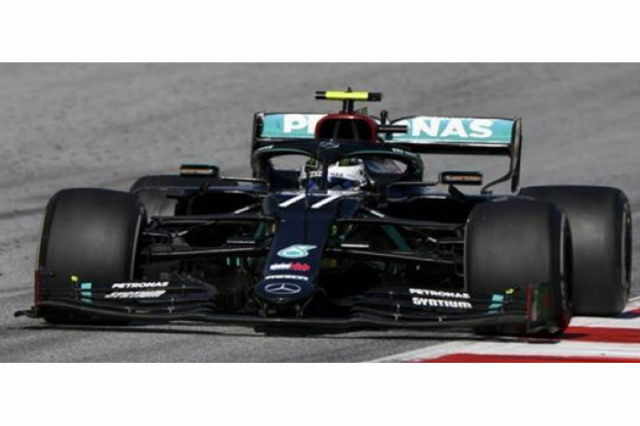[予約] スパーク 1/18 メルセデス AMG F1 W11 EQ パフォーマンス オーストリアGP 2020 Winner V.ボッタス 18S481