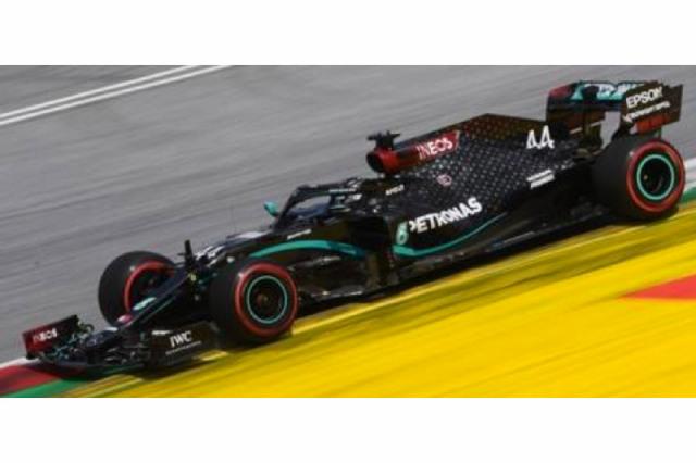 [予約] スパーク 1/18 メルセデス AMG F1 W11 EQ パフォーマンス シュタイアーマルクGP 2020 Winner L.ハミルトン 18S482