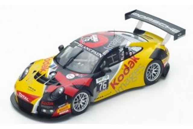 スパーク 1/18 ポルシェ 911 GT3 R スパ 24h 2016 10th No.76 18SB003