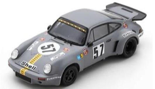 [予約] スパーク 1/43 ポルシェ 911 カレラ RSR 3.0 ルカステレ 1000km 1974 No.57 SF192