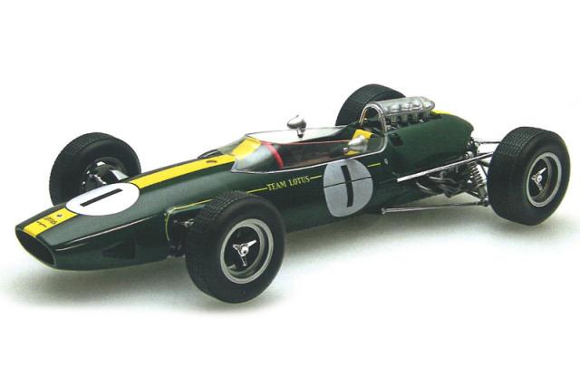 [予約] タミヤ × エブロ プラモデル 1/20 チーム ロータス タイプ33 1965 Formula One Champion COVENTRY CLIMAX FWMV 20027