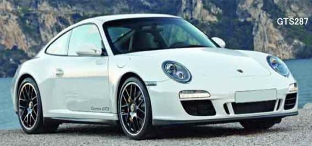 [予約] GT-SPIRIT 1/18 ポルシェ 911(997.2) GTS ホワイト GTS287