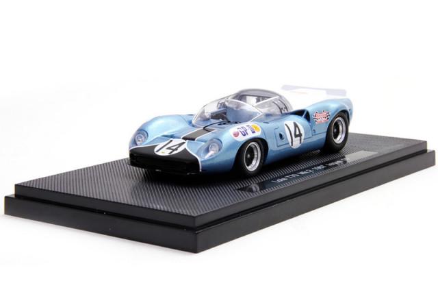 エブロ 1/43 ローラ T70 Mk.2 日本GP 1967 No.14 44438 44438