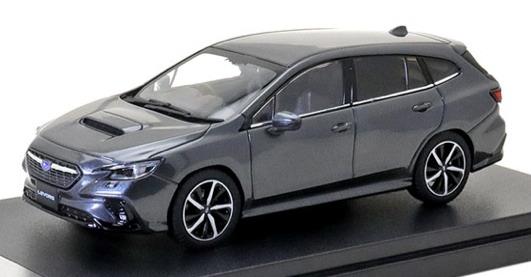 [予約] ハイストーリー 1/43 スバル レヴォーグ GT-H (2020) クールグレーカーキ HS330KH