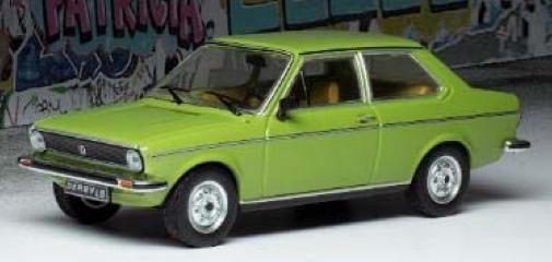 [予約] イクソ 1/43 VW DERBY LS 1977 メタリックグリーン CLC365N