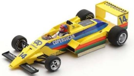 [予約] スパーク 1/43 コパスカー F6 南アフリカGP 1979 E.フィティパルディ S3936
