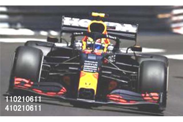 [予約] ミニチャンプス 1/43 レッドブル レーシング ホンダ RB16B モナコGP 2021 S.ペレス 410210611