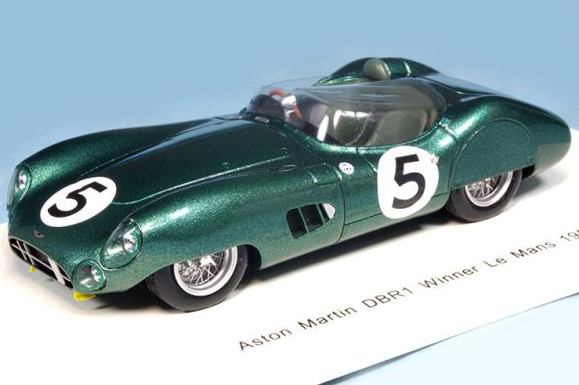 [再生産予約] スパーク 1/43 アストンマーチン DBR ルマン 1959 No.5 ウィナー 43LM59