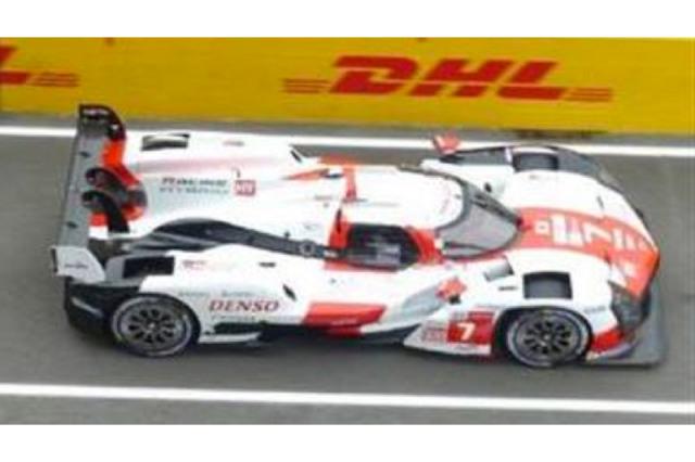 [予約] スパーク 1/43 トヨタ GR010 ハイブリッド ルマン 24h 2021 Winner No.7 43LM21