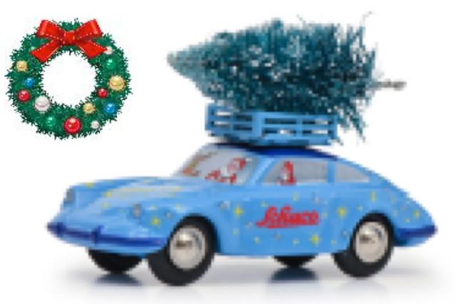 """[予約] シュコー ピッコロ ポルシェ 911 """"クリスマス 2021"""" 450550600"""