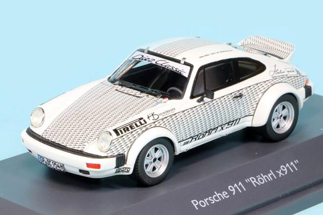 """シュコー 1/43 ポルシェ 911 """"Rohrl x911"""" 450912000"""