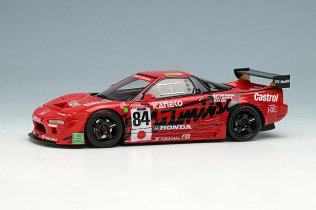 """予約] アイドロン 1/43 ホンダ NSX GT2 """"チーム国光"""" ルマン24h 1995 クラスウィナー No.84 EM455"""