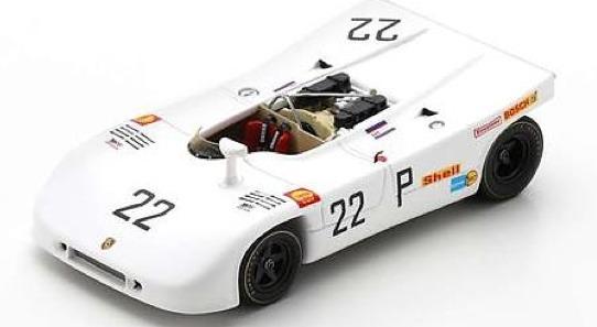 [予約] スパーク 1/43 ポルシェ 908/3 ニュルブルクリンク 1000km 1970 Winner No.22 SG512