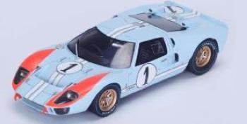 [予約] スパーク 1/18 フォード GT40 Mk.2 ルマン 24h 1966 2nd No.1 18S515