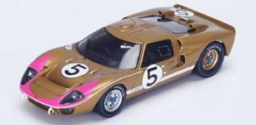 [予約] スパーク 1/18 フォード GT40 Mk.2 ルマン 24h 1966 3rd No.5 18S516