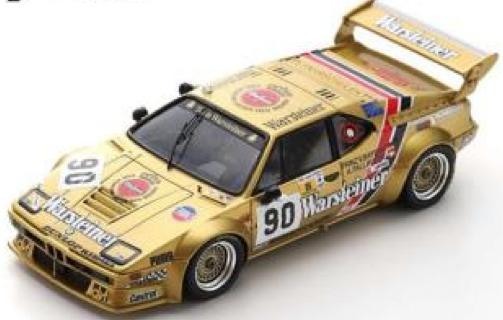 [予約] スパーク 1/43 BMW M1 ルマン 24h 1983 No.90 S6407