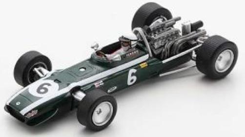 [予約] スパーク 1/43 クーパー T86B レースオブチャンピオン 1968 No.6 S6980