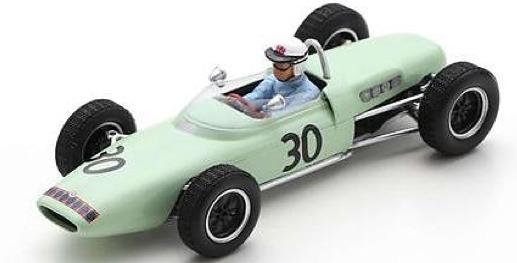 [予約] スパーク 1/43 ロータス 18-21 フランスGP 1961 H.テイラー S7445