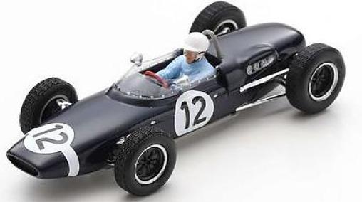 [予約] スパーク 1/43 ロータス 18-21 ポーGP 1962 Winner M.トランティニアン S7451