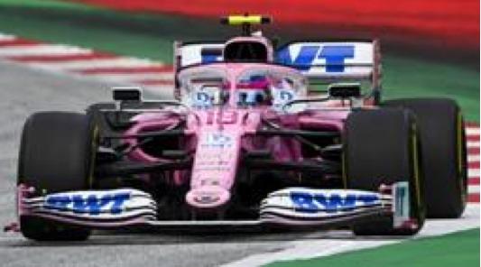 [予約] スパーク 1/43 レーシングポイント RP20 シュタイアーマルク(オーストリア2) GP 2020 L.ストール S6475