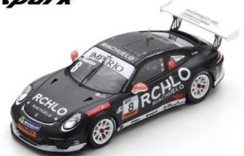 [予約] スパーク 1/43 ポルシェ 911 GT3 カップ ポルシェカレラカップ ブラジル 2018 No.8 チャンピオン S8502
