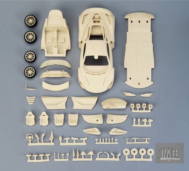 アルファモデル 1/24 レジンンキット マクラーレン 720S AM02-0014