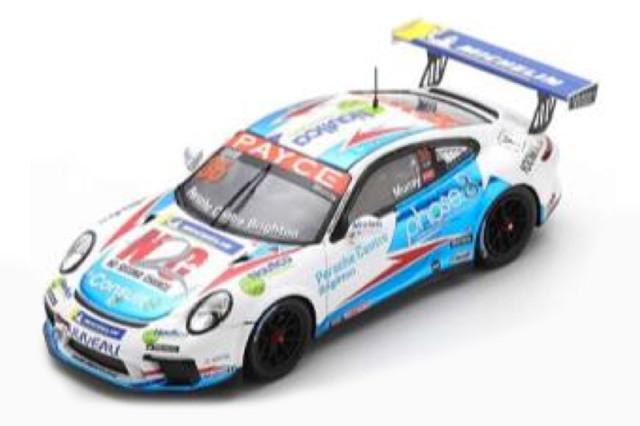 [予約] スパーク 1/43 ポルシェ 911 GT3 Cup カレラカップ オーストラリア 2020 チャンピオン No.36 AS058