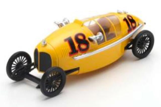 [予約] ビザール 1/43 Clarke Racing Vehicle Jared Streamlined Dreams 3 1916 A.Zichek No.18 B1068