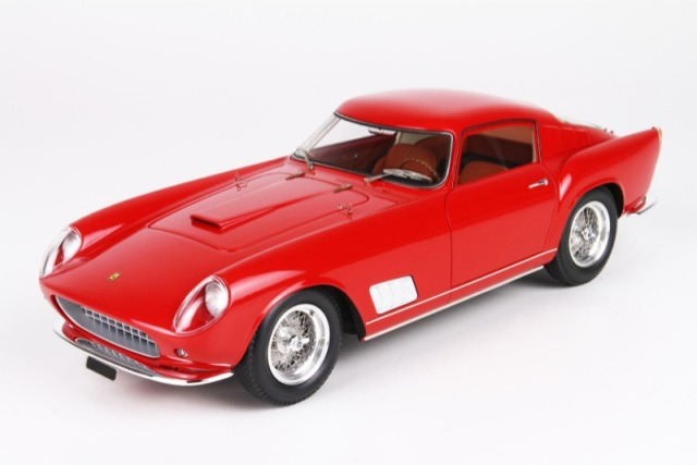 [予約] BBR 1/18 フェラーリ 250 GT コンペティオーネ レッド BBR1820A