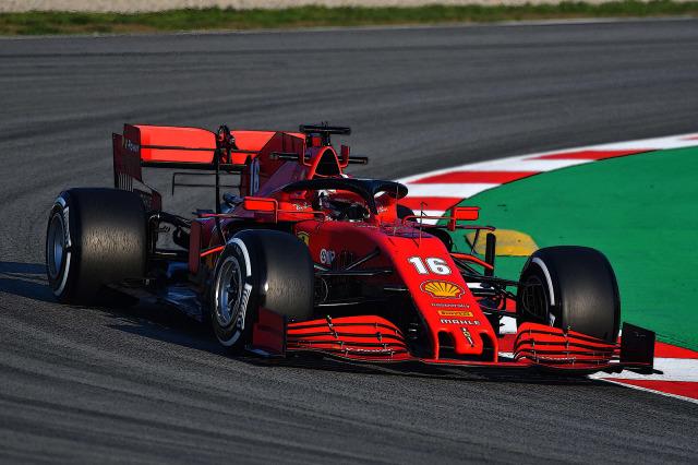 [予約] BBR 1/43 フェラーリ SF1000  オーストリア GP 2019 C.ルクレール BBRC242A