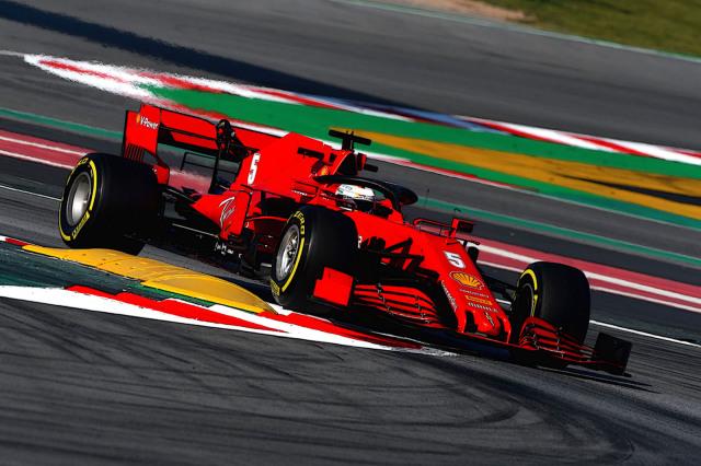 [予約] BBR 1/43 フェラーリ SF1000  オーストリア GP 2019 S.ベッテル BBRC242B