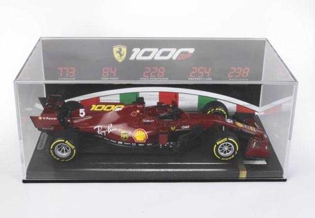 [予約] BBR 1/18  フェラーリ SF1000 トルコ トスカーナ GP フェラーリ F1 1000GP プレス スペシャルボックス(ダイキャストモデル) BBRSF1000DIE