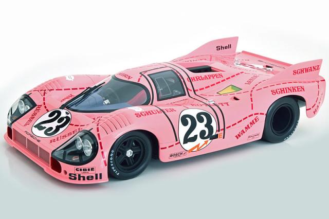 """[予約] CMR 1/12 ポルシェ 917/20 """"Pink Pig"""" ルマン 24h 1971 No.23 CMR12010"""