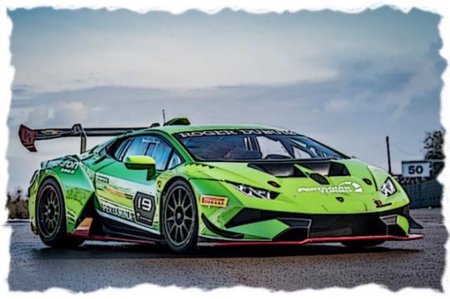 [予約] アイドロン 1/43 ランボルギーニ ウラカン LP620-2 スーパートロフェオ EVO 2018 ヴェルデマンティス (デカール付) EM404B