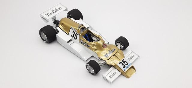 ウルフモデル 1/20 レジンキット アロウズ FA1 スウェーデンGP 1978 GP20111S