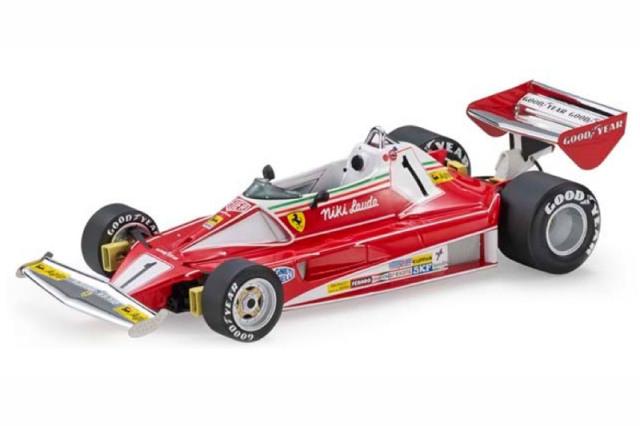 [予約] トップマルケス 1/18 フェラーリ 312 T2 1976 N.ラウダ GRP027A