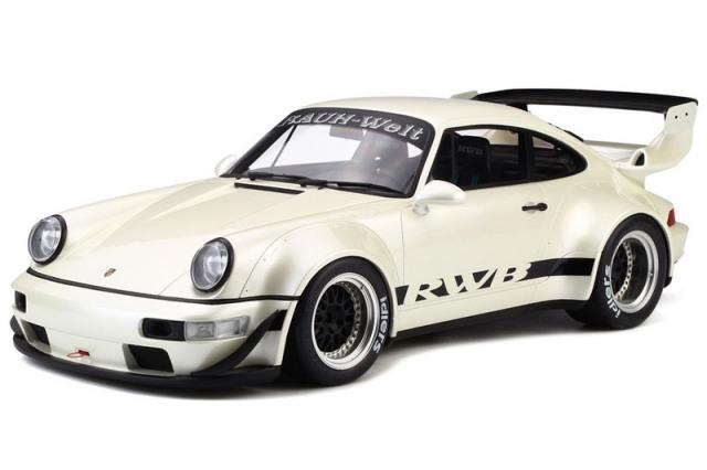 GT-SPIRIT 1/12 RWB 964 パールホワイト GTS173