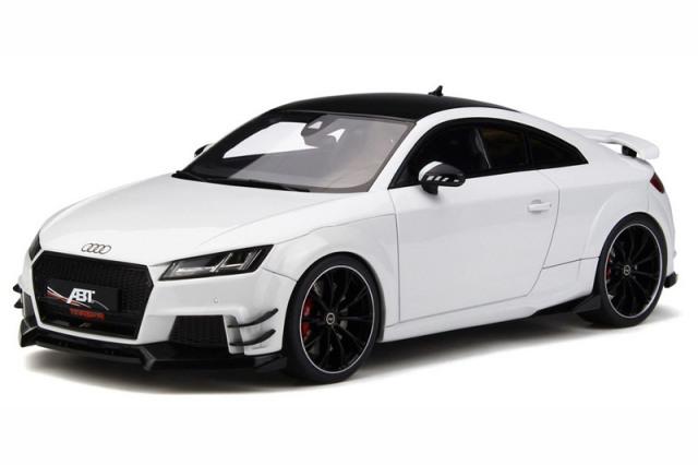 GT-SPIRIT 1/18 アプト TT RS-R ホワイト GTS211