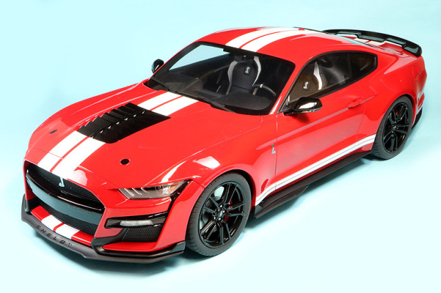 GT-SPIRIT 1/12 フォード シェルビー GT500 2020 レッド GTS271