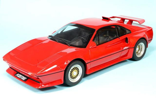 GT-SPIRIT 1/18 ケーニッヒ スペシャル 308 レッド GTS281