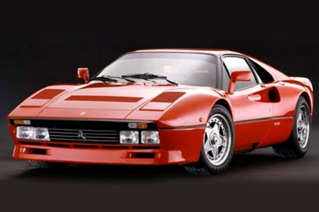 [予約] GT-SPIRIT 1/18 フェラーリ 288 GTO レッド GTS288