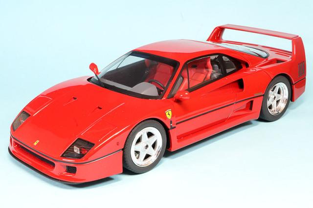 GT-SPIRIT 1/18 フェラーリ F40 レッド GTS291