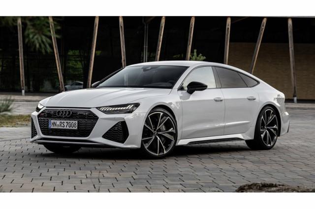 [予約] GT-SPIRIT 1/18 アウディ RS7 スポーツバック ホワイト GTS302